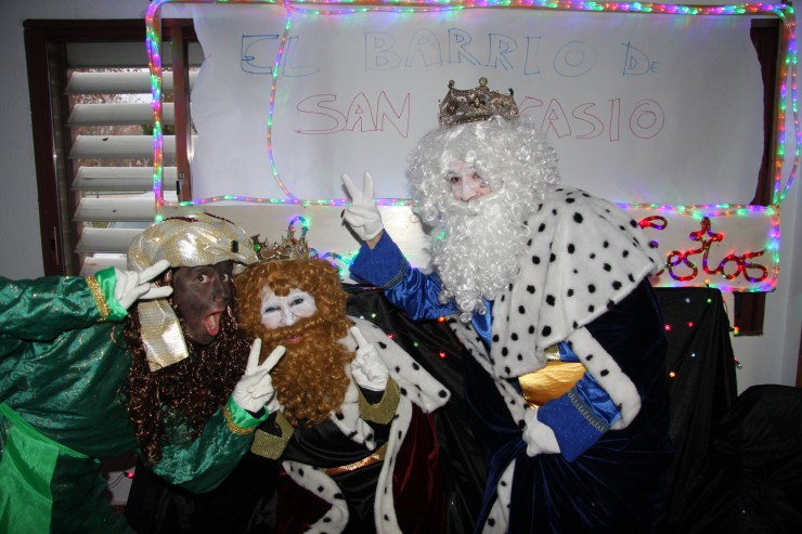 Fiesta de Reyes Asociación Vecinos San Nicasio (46)
