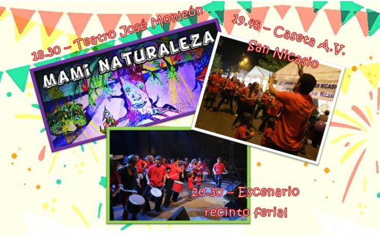sabado-8 Fiestas San Nicasio 2016